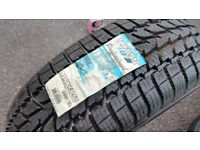 225 65 17 1 x tyre TYFOON Professional Winter