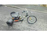 125 drift trike not cr rm kx ktm yz