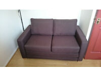 John Lewis Sofa Bed; Opens up to the size of a Small Double bed