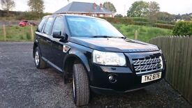 landrover freelander 2, 2007,mot to august,all perfect 115k miles