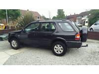Vauxhall 4x4 Frontera 2.2 Diesel