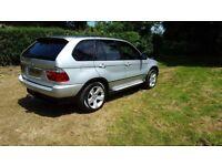 2005 BMW X5 SPORT##NOT NIVARA L200 SHOGUN RANGE ROVER 530D MERCEDES ML AUDI