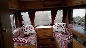 Swift Conquerer 630 lux caravan for sale.