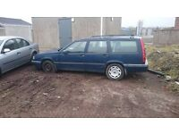 1996 VOLVO 850, 2.5 DIESEL, BREAKING FOR PARTS ONLY, POSTAGE AVAILABLE NATIONWIDE