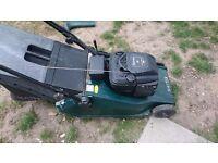 Hayter harrier 48 autodrive e/s petrol lawnmower