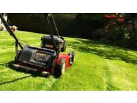 Lawn maintenance, mowing fertiliser, Weed Control