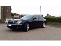 2006 BMW E65 7 SERIES 3lt Petrol ONLY 58000 Mileage