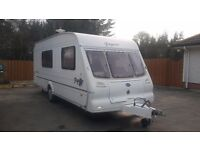 Bailey pageant loire 2002 clean caravan everything can be seen working comes with all weather awning