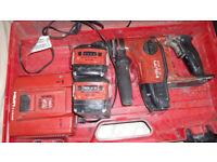 HILTI TE 6-A36 cordless 36 V SDS hammer drill