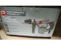 PRH850 Rotary SDS Drill 850w Brand New in box with case