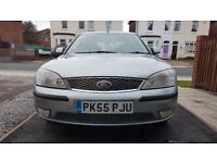 2005 FORD MONDEO SPARES OR REPAIRS 2LTDCI 130BHP LONG M.O.T £550 NO OFFERS