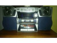 Music power 90w×2 CD placer, cassette