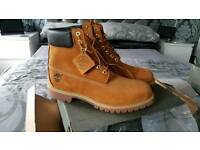 Genuine Timberland boots size 11.5