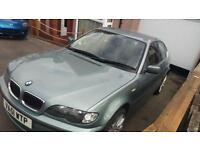 BMW 320i SE Petrol 5-dr Saloon 12 months MOT £750