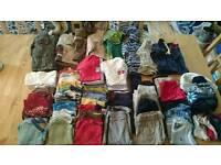 Boy's clothing bundle 12-18 months