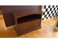 Real wood TV Television stand / cabinet