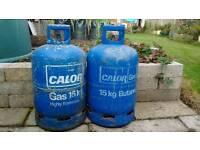 15kg Calor gas cylinder