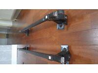 Thule roof bars - Rover 400/45, MG ZS & Honda Civic