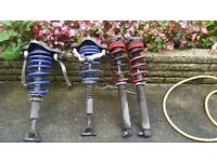 Audi a4 b5 coilovers
