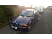 BMW 320d For Sale, Spare and Repairs, Needs a new clutch