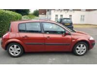 Renault Megane 1.5 dci £30 road tax Bargain