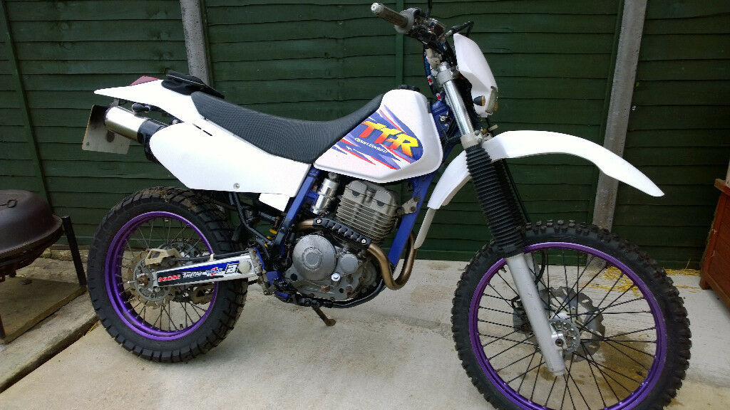 Yamaha ttr 250 open enduro in ryde isle of wight gumtree for Yamaha ttr 250