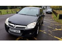 2007 Vauxhall Astra 1.6 i 16v Design 5dr Full Service History Warranted Mileage @07725982426@