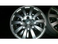 Jaguar wheels 16 inch