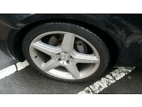 "Genuine Mercedes AMG 19""Alloy Wheel"