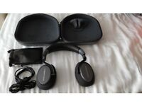 B&W PX Bowers & Wilkins PX noise cancelling headphones like Bose qc35 qc25