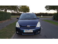 Toyota Verso Automatic Gear 7 Seater