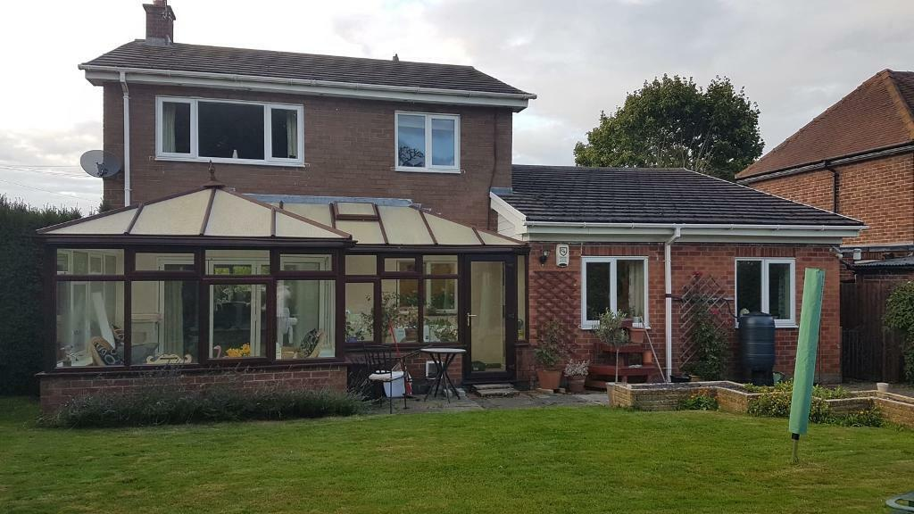 Conservatory and utility room | in Chester, Cheshire | Gumtree