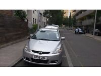 Mazda 5 Sport 7 Seater only 1350 ovno