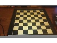 High quality chess board/ Books and fritz 12 chess engine