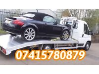 24/7 CAR RECOVERY TRANSPORT DELIVERY SERVICE.LEEDS