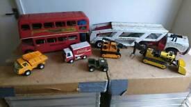 Collection of Tonka toys £180 ono