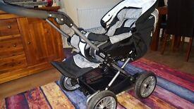 Buy stroller used Emmaljunga