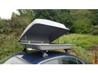 ROOF BOX FOR WEEKLY RENT/HIRE