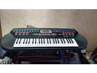 CASIO CTK-401 49 Key Electronic Keyboard Synthesizer Music System