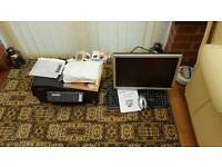 All in one scanner printer and fax