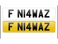 F NAWAZ PRIVATE NUMBER PLATE