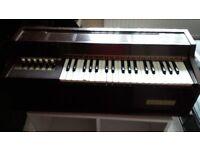 1960s Magnus electric organ for sale
