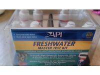 Aquarium Test Kit - Freshwater Master Test Kit for Tropical Fish Tanks