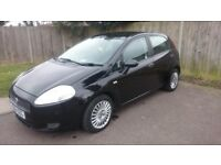 Fiat Grande Punto Low tax and insurance