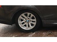 BMW 3 or 1 series alloys wheels