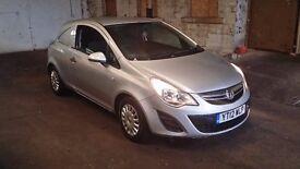 2012 / 12 PLATE Vauxhall 1.3CDTi Corsa CDTI ecoFLEX Panel Van NO VAT NO VAT NO VAT