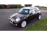 MINI COOPER 1.6 COOPER MAYFAIR,2010,1Owner,Only,23,000ml,Alloys,Sunroof,Fudge Leather,Full History