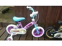 Boys and girls bikes for sale