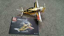 Lego technic airplane