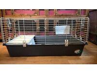 FERPLAST indoor guinea pig / rabbit cage